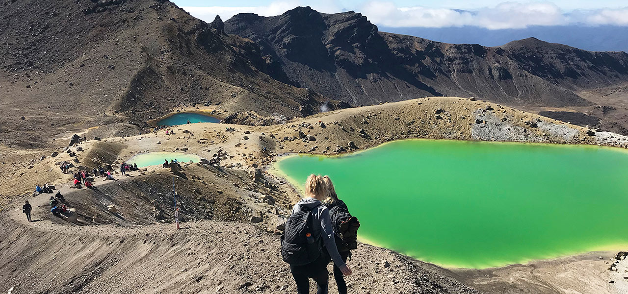 New Zealand_Tongariro crossing